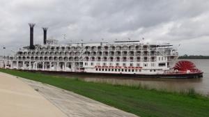 American Queen Riverboat