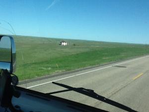 Somewhere in southern South Dakota
